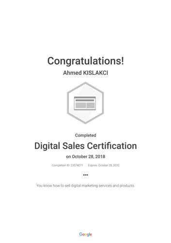 Digital-Sales-Certification