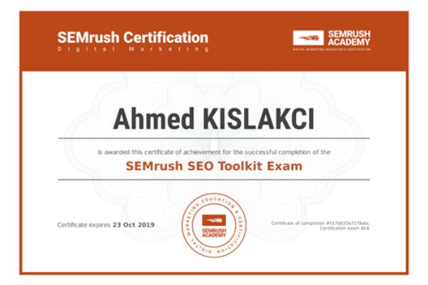 SEMrush-Academy-Certificate